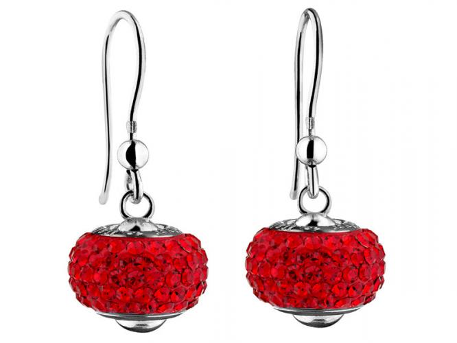 Bead earrings - set