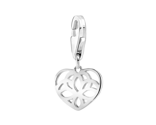 Silver charms pendant