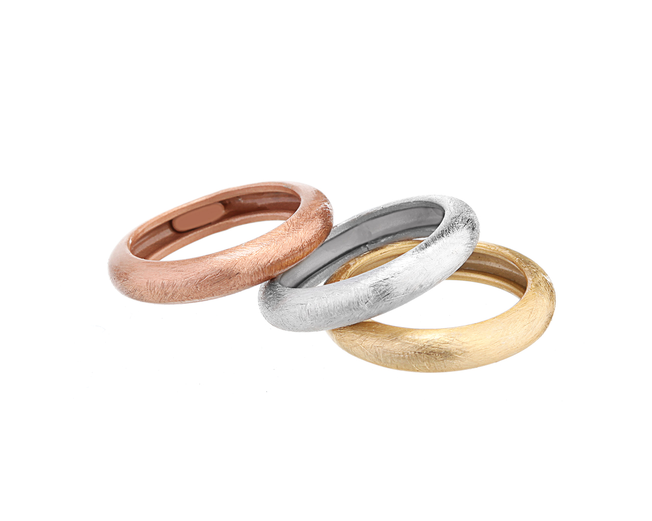 gioielli grande tondo doppio rings silver ring collections and paola anello bronze en in double fan ventaglio