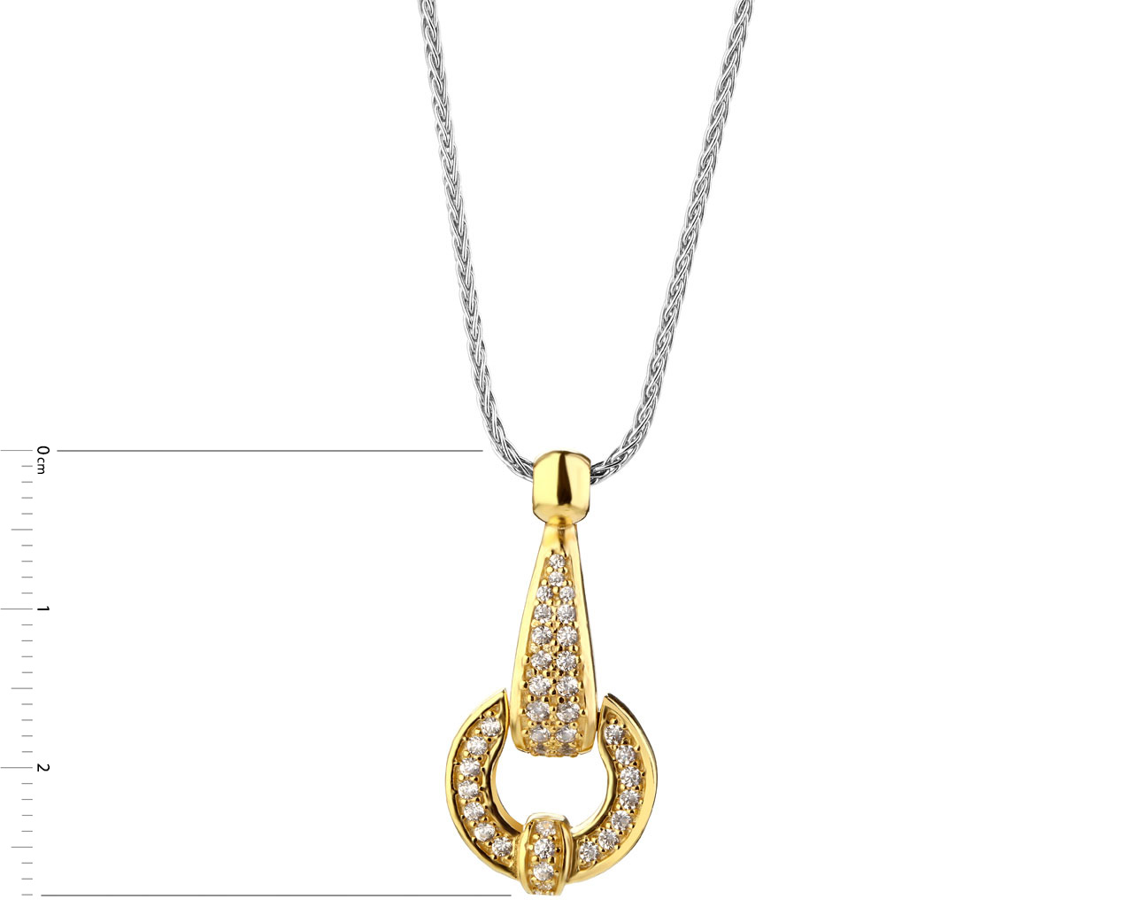 how to clean gold and cubic zirconia