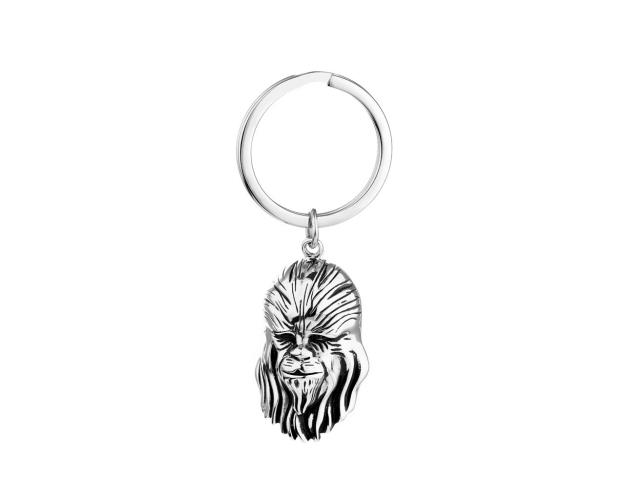 Stainless steel keyring - Chewbacca