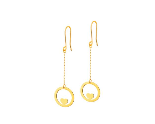 9ct Yellow Gold Earrings