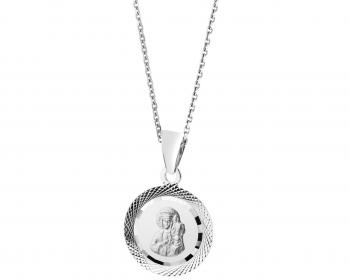 Sterling silver Holy Medal