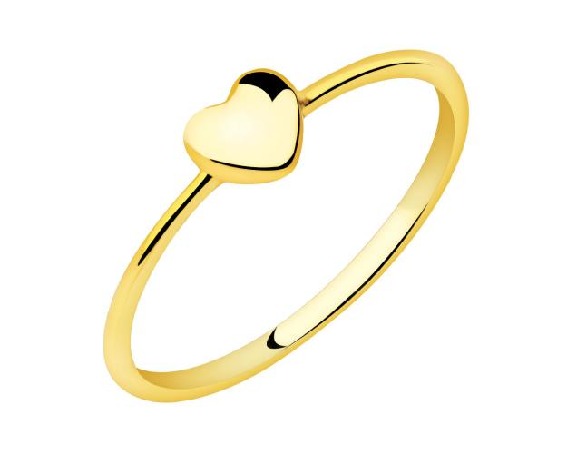 8ct Yellow Gold Ring
