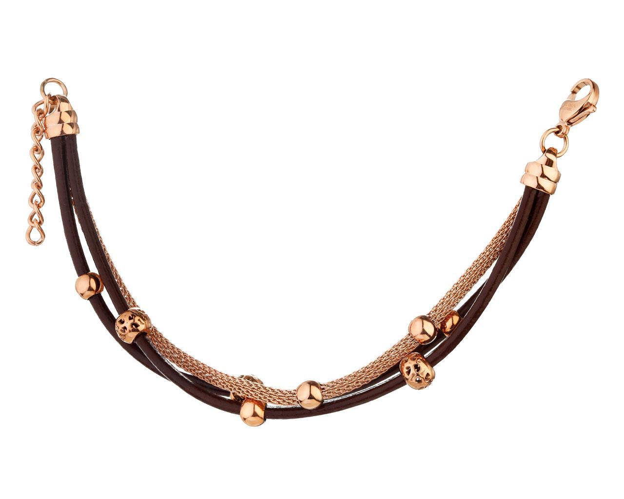 Armband aus Edelstahl Artelioni