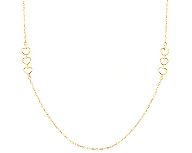 9ct Yellow Gold Necklace