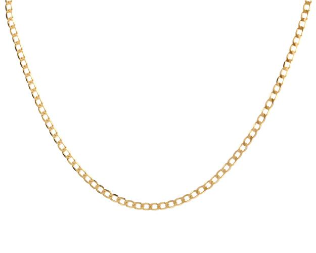 14ct Yellow Gold Neck Chain