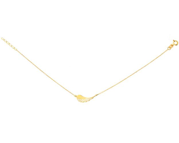 8ct Yellow Gold Anklet