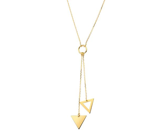 8ct Yellow Gold Necklace