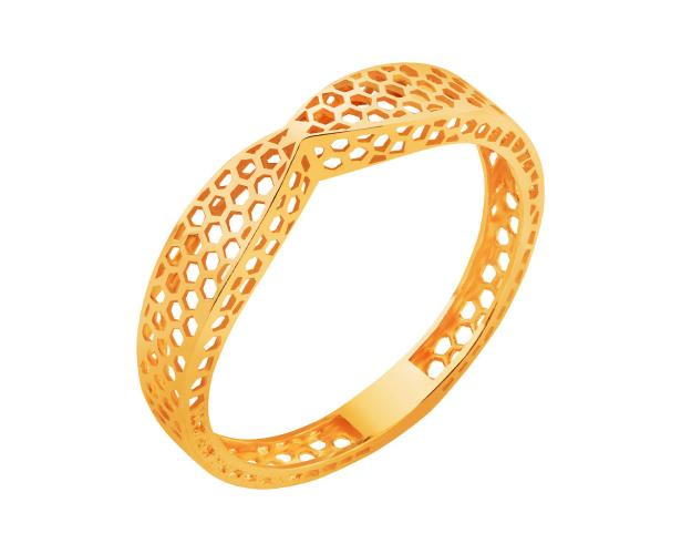 14ct Yellow Gold Ring