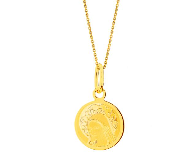 14ct Yellow Gold Pendant