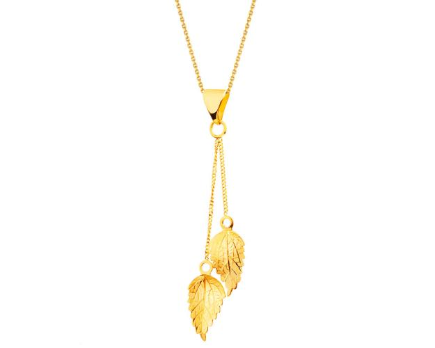 9ct Yellow Gold Pendant