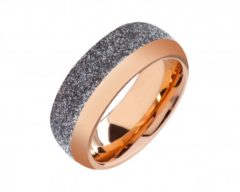 Stainless Steel & Mineral Powder Coating Ring